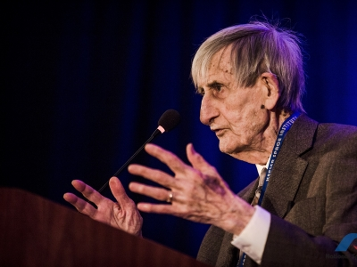 Photo for the news post: Carleton Science remembers Freeman Dyson