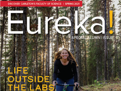 Photo for the news post: Eureka! Spring 2021