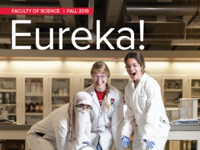 Photo for the news post: Eureka! Fall 2019