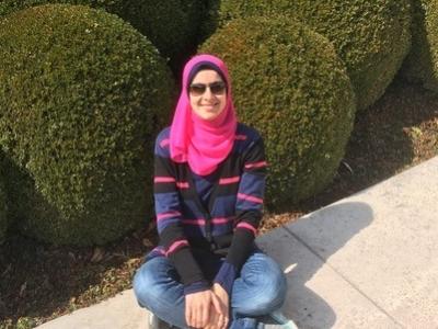 Photo for the news post: Alumni Spotlight: Navigating the Job Market with Hala Assal, PhD Computer Science