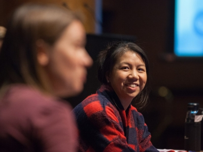 Photo for the news post: Turning the Tide: Event Examines Experiences of Women in Science