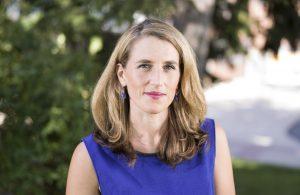 Portrait of Kim Hellemans