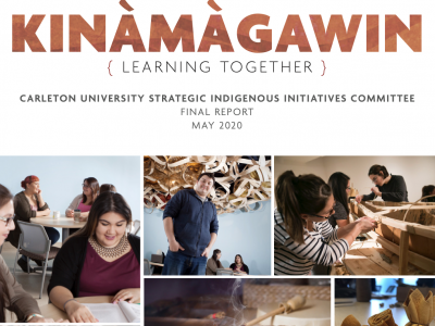 Photo for the news post: Carleton University Introduces Kinàmàgawin Indigenous Reconciliation Strategy