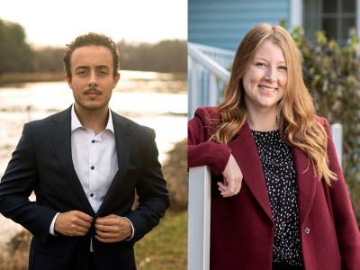Photo for the news post: Fall Graduation 2020: Carleton Medallists Reflect on their University Experience