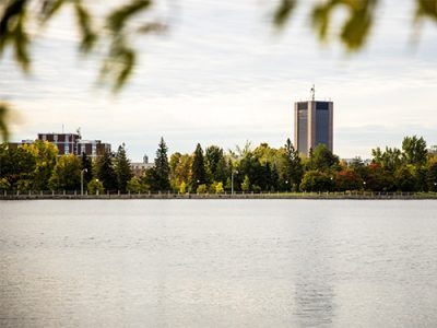 Photo for the news post: Carleton Ranks High in Maclean's 2022 University Ranking