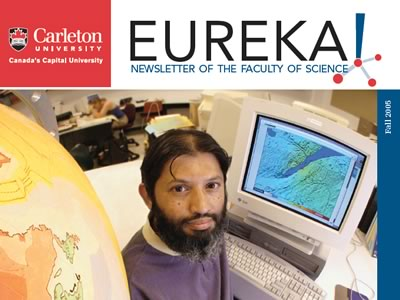 Photo for the news post: Eureka! Fall 2005