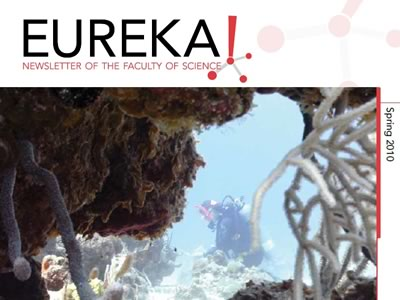 Photo for the news post: Eureka! Spring 2010