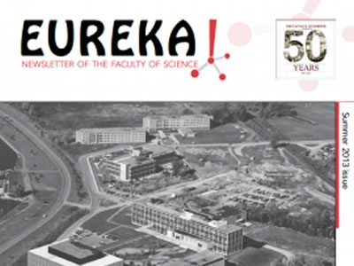Photo for the news post: Eureka! Summer 2013