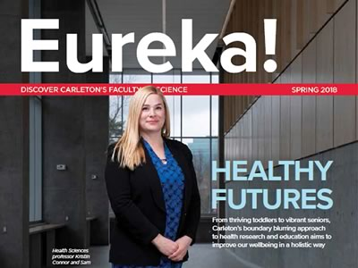 Photo for the news post: Eureka! Summer 2018