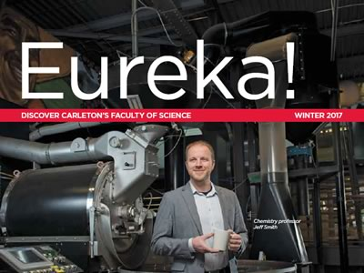 Photo for the news post: Eureka! Winter 2017