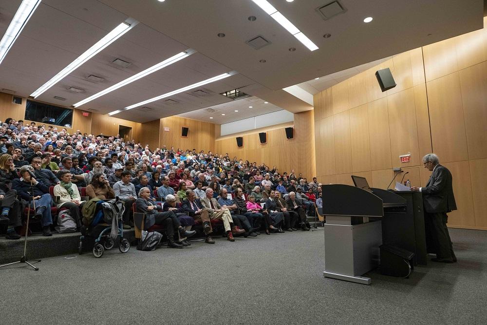 herzberg lecture