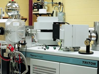 Photo for the news post: Isotope Geochemistry and Geochronology Research Centre (IGGRC)