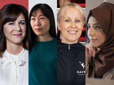 Photo for the news post: Celebrating Carleton Leaders on International Women's Day