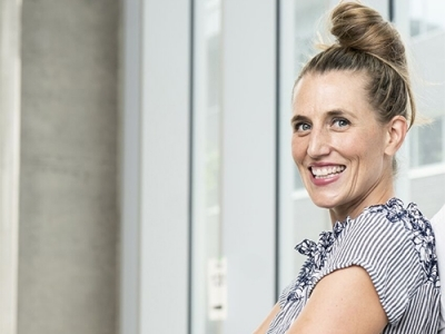 Photo for the news post: Carleton Neuroscience Professor Kim Hellemans Wins Prestigious Provincial Teaching Award