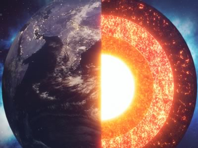 Photo for the news post: From Molten Magma to Modern World: Exploring the Early History of Earth