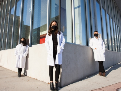 Photo for the news post: Carleton Neuroscience Researchers Help Demystify Major Depression