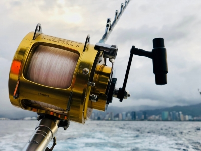 Photo for the news post: Biology Researcher Investigates Recreational Fishing and Tech – When is it too Much?