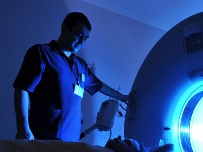 Photo for the news post: Kill Cancer, Save the Rest!  Advancing Cancer Radiation Therapy With Physics