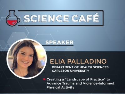 """Photo for the news post: Online Science Café – Creating a """"Landscape of Practice"""" to Advance Trauma and Violence-Informed Physical Activity"""
