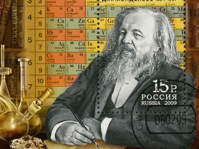 Photo for the news post: 2019: UNESCO International Year of the Periodic Table of the Elements. Fun and Insights on the 150th Anniversary of Mendeleev's First Table